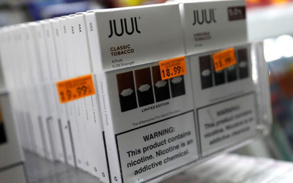 电子烟巨头Juul进军中国市场