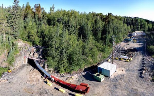 安大略省Madsen Red Lake矿建设