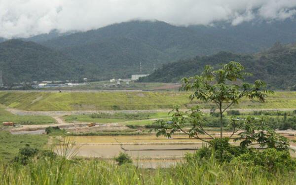 厄瓜多尔 铜矿 投产