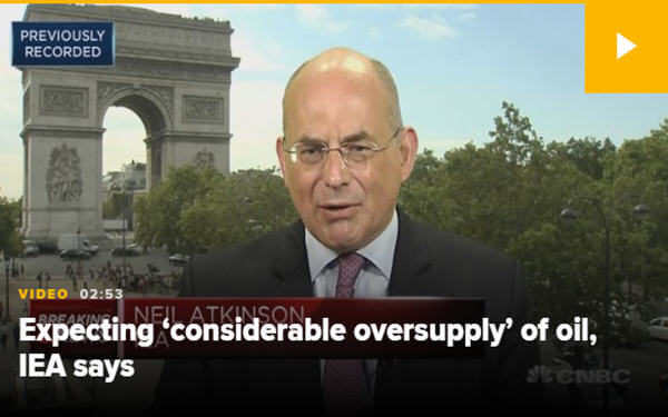 IEA预测油市将再度供应过剩