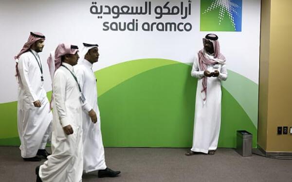 沙特 石油产量 沙特阿美 IPO