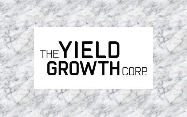 The Yield Growth