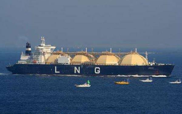 美国LNG出口