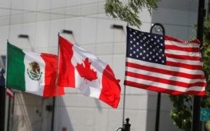 美国-墨西哥-加拿大贸易协议 美墨加协议 美国国会