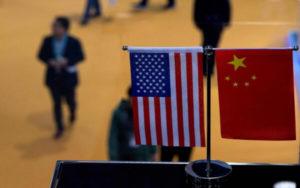 中美 贸易谈判 上海