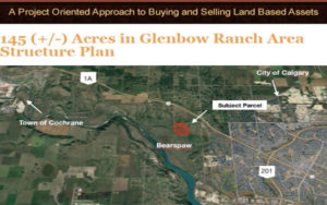 Glenbow牧场145英亩区域结构规划