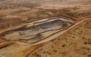Iamgold 西非 高品位发现区