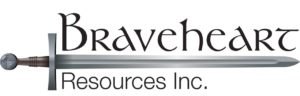 Braveheart Resources Inc. (TSXV BHT)