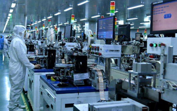 中国制造业升级