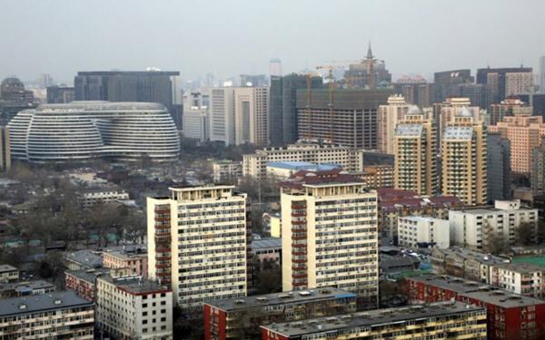 中国房价增长