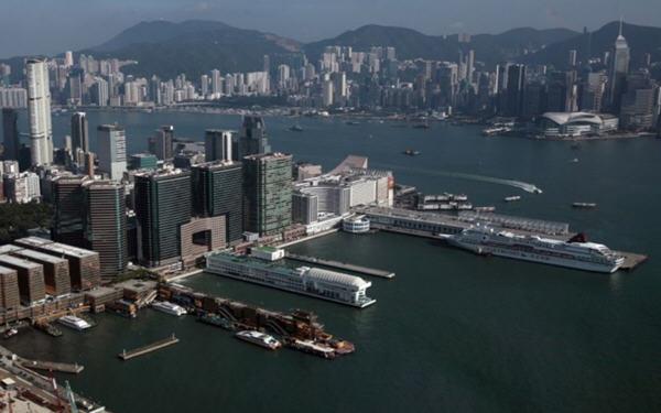 香港 经济活动 增长