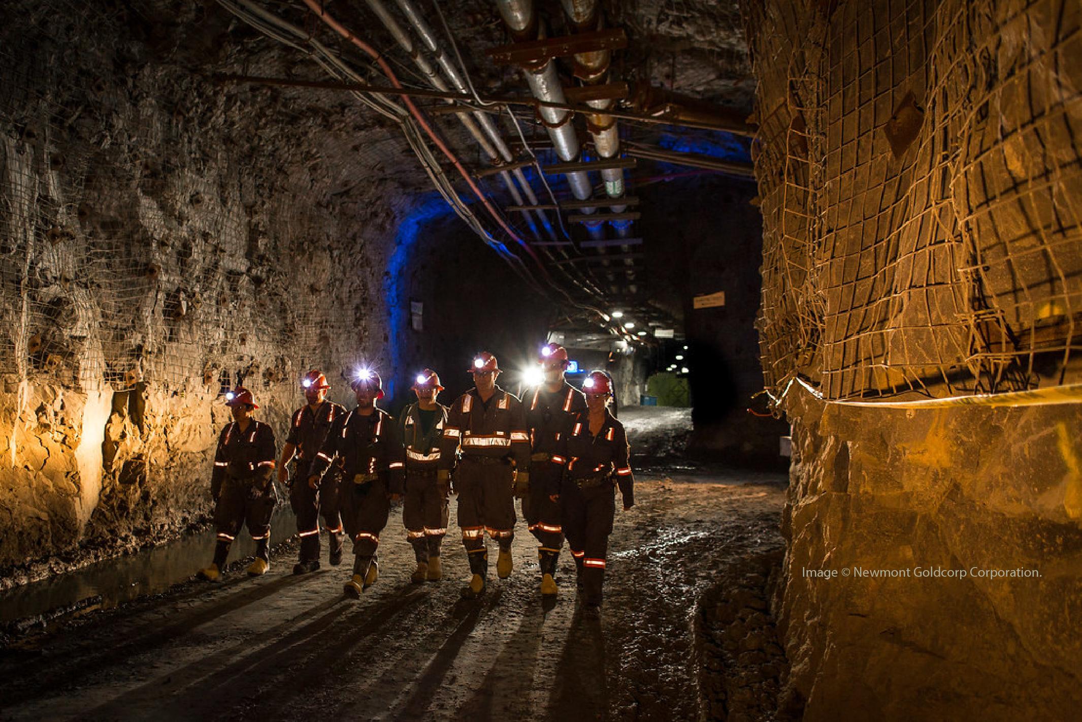 Mining, Resources, Underground Mining