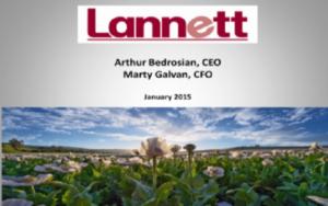 医疗保健 Lannett Merk