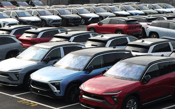 中国新能源汽车