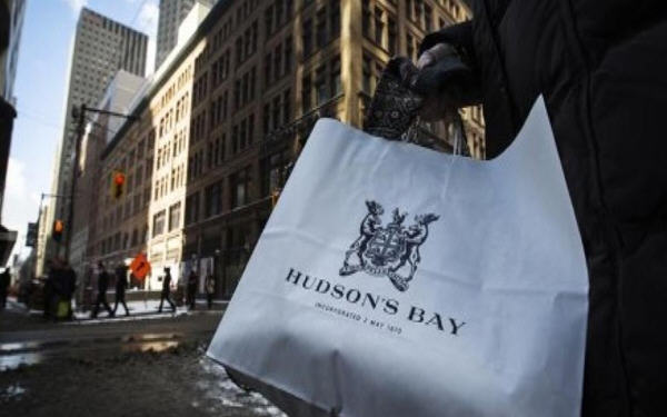 Hudson's Bay出售交易