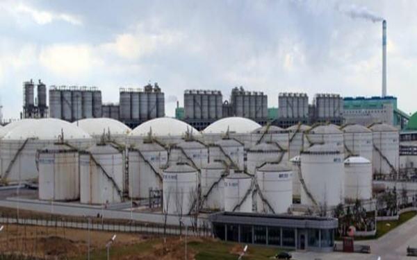 中国民营企业原油出口
