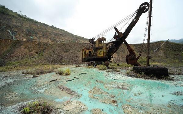 布干维尔独立 铜矿