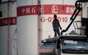 中国出口数据施压油价