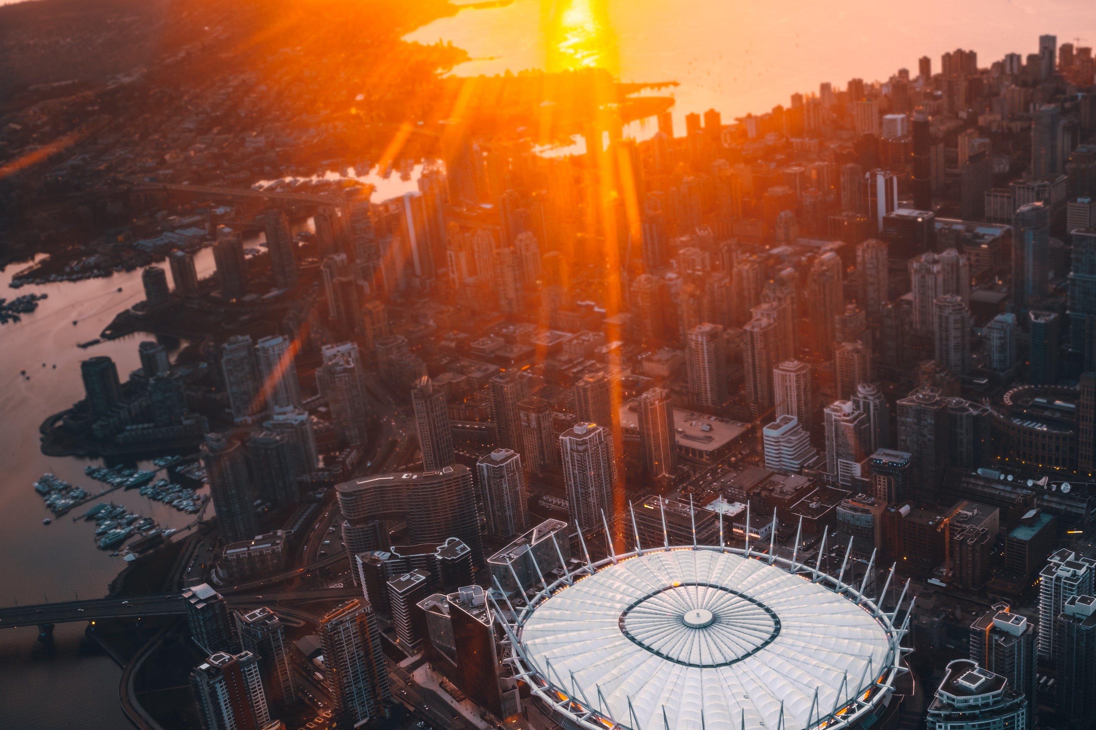 第21屆國際金融投資博覽會溫哥華會展