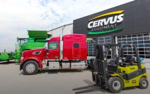 加拿大重型设备经销商