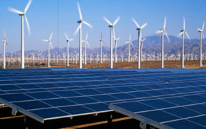 清洁能源投资