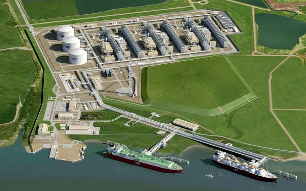LNG能源股