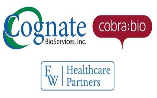 强强联合,Cognate BioServices收购一家生物科技公司