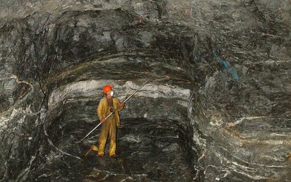 研究发现铜矿埋藏更深,金矿更接近地表