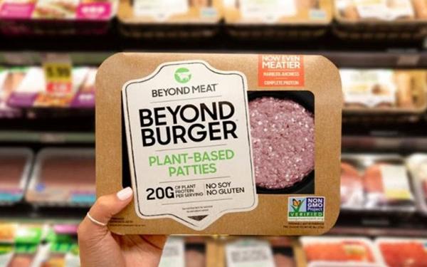 美国人造肉Beyond Meat登陆中国