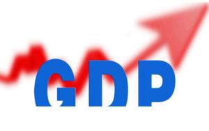 中国GDP逼近100万亿