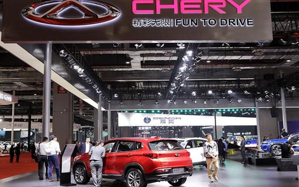 中国奇瑞汽车Vantas拟首次进入美国市场