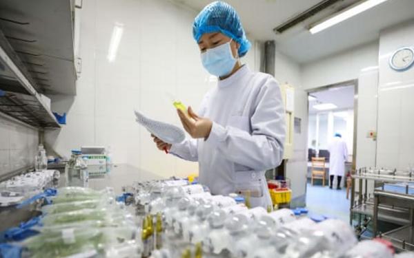 世卫组织: 将在三周内得出冠状病毒治疗试验结果