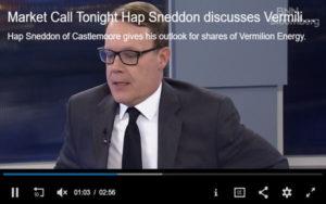 分析师预警Vermilion Energy股息可能减半