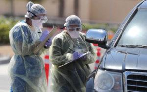 预计新冠病毒或导致美国8.1万人死亡