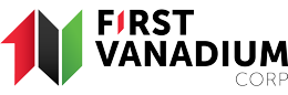 First Vanadium Logo