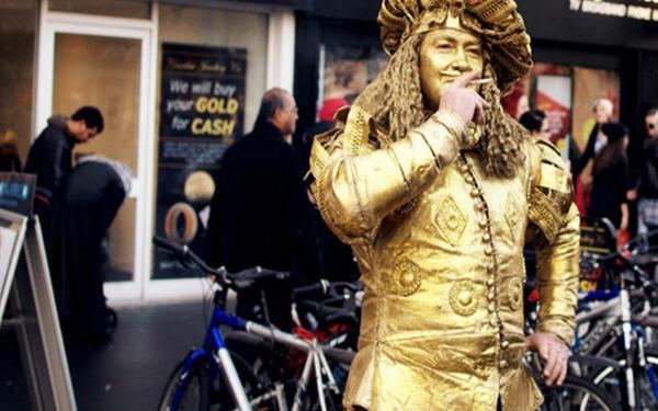 黄金录得2016年以来最大周涨幅