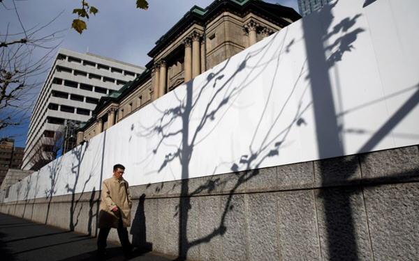 路透调查显示日本央行3月将放宽货币政策