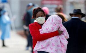 非裔美国人死于新冠病毒的比例更高