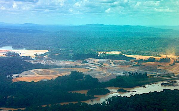 Silvercorp收购Guyana Goldfields