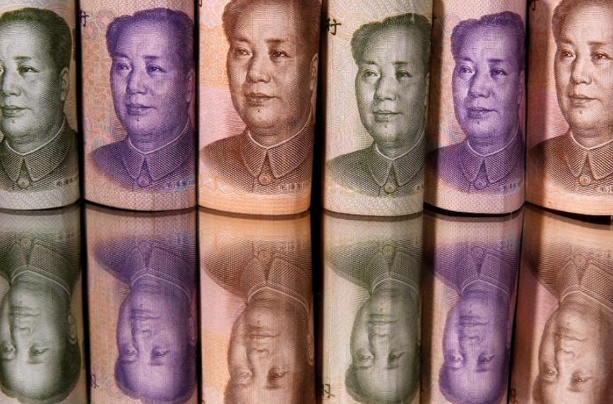 中国3月份进出口数据