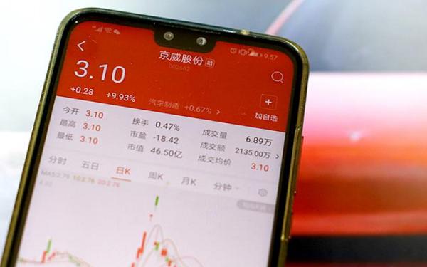 中国威卡威汽车零部件向特斯拉供货,股价触及一月高点
