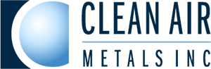 Clean Air Metals logo