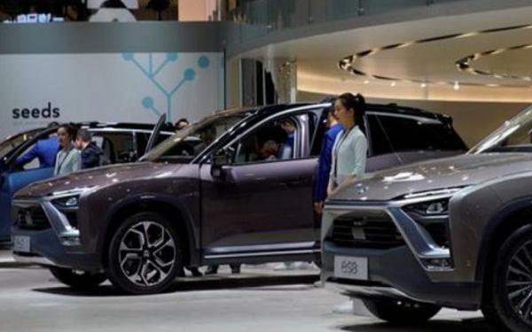中国电动汽车制造商蔚来将吸引70亿元投资