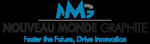 Nouveau Monde Graphite logo