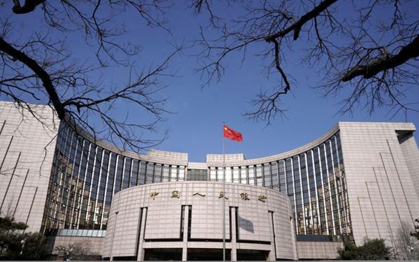 中国央行本周净回笼资金4900亿,规模为2月份以来最大