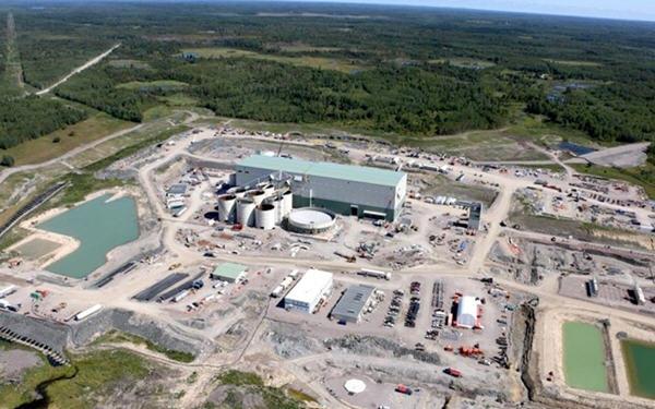 New Gold宣布安大略省的一座金矿复产