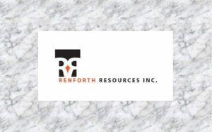 Renforth Resources PR