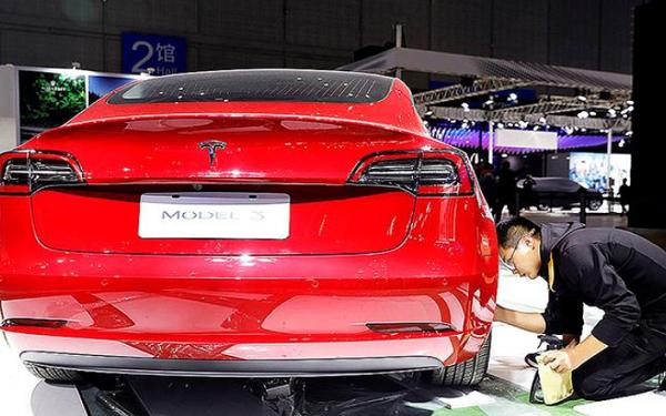 特斯拉上调中国制造的Model 3售价