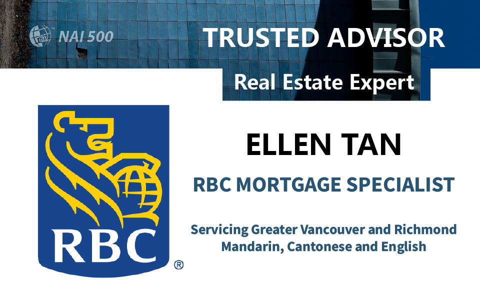 Ellen Tan, RBC Mortgage Specialist