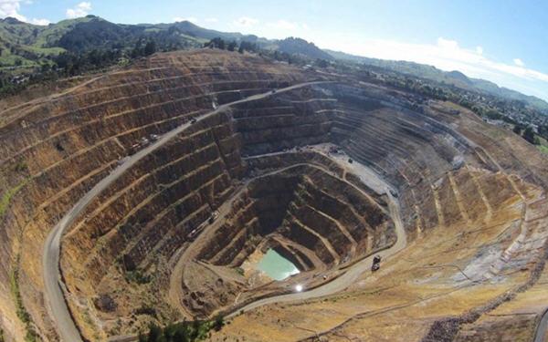 OceanaGold恢复新西兰的金矿运营
